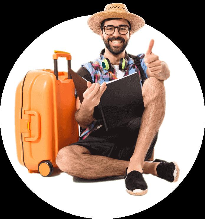 Vamos a viajar con nosotros