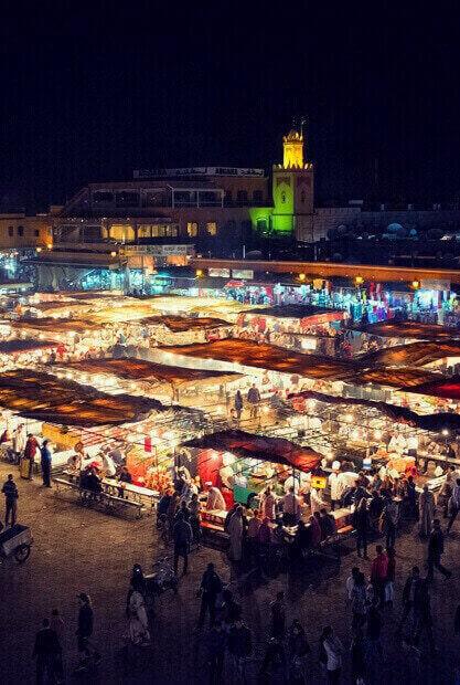 Circuitos y Rutas Desde Marrakech