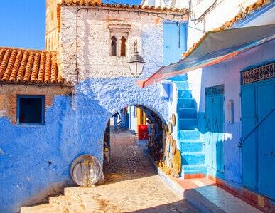 Circuitos y Rutas Desde Tanger