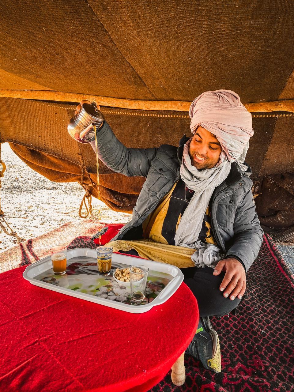 Disfruta por marruecos