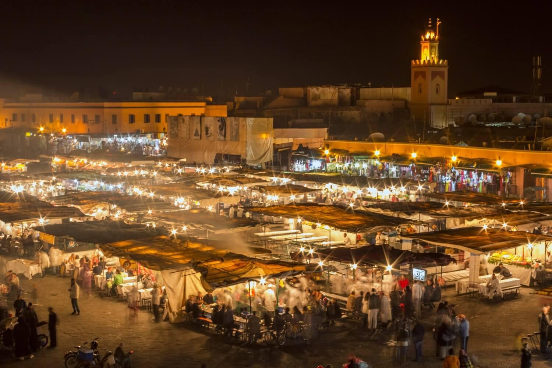 Excursiones y visitas guiadas Desde Marrakech