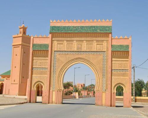 Excursión de 2 días desde Fez al Desierto de Merzouga
